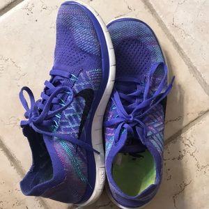 Nike Free 4.0 Flyknit Shoes